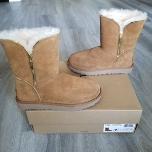 UGG Florence Suede Boot.